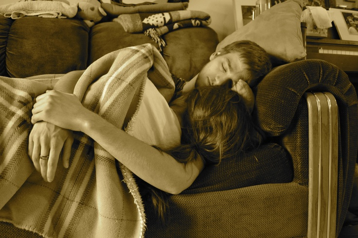 Tumblr cuddling on couch