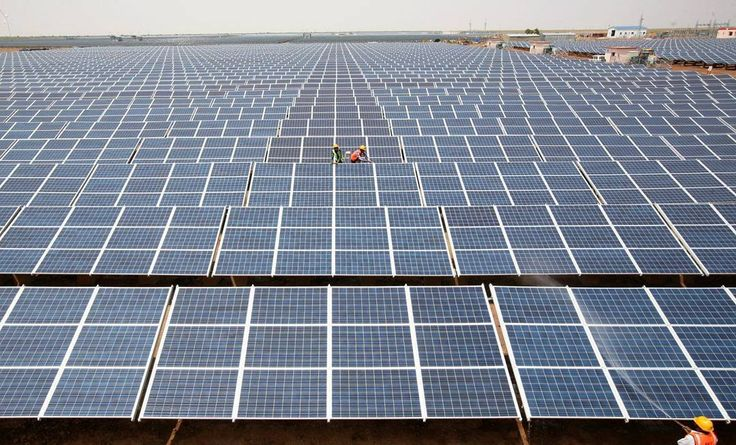 Solar Energy Becomes Largest Source of New Electricity Capacity in India.  The #solar sector has surpassed coal as thelargest generator of new #electricity in #India accounting for 39 percent of new electricity production in 2017 according to new data. So far this year India has added 7100 #megawatts of new solar electricity capacity a significant #increase over the 4313 megawatts of solar electricity capacity added in 2016 according to Mercom Capital Group a U.S-based research and…