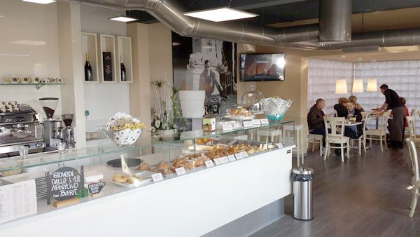 9 best images about arredamento panificio bakery for Bombieri arredamenti