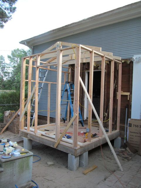 258 best framing additions and general construction for Mudroom addition plans