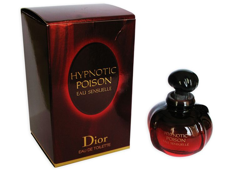 christian dior miniature hypnotic poison eau sensuelle eau de toilette 5ml vintage and. Black Bedroom Furniture Sets. Home Design Ideas