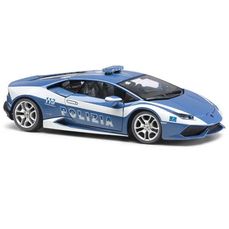 Bburago Lamborghini Huracan Polizia