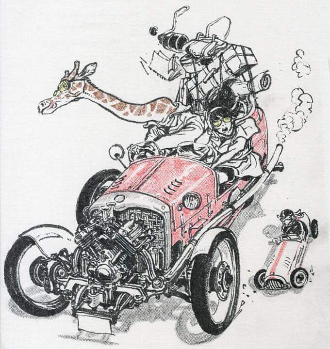 Superani artist Kim Jung Gi @kimjung_gi  #Illustration  #superani #kimjunggi #art #artists #draw #drawing #drawings #sketching #draw #sketch #sketchbook #paint #painting #copic #copicmarkers #design #concept #conceptart #2dart #illustration #instadraw  #artistsoninstagram #instadaily #comics #superanidrawings  via ✨ @padgram ✨(http://dl.padgram.com)