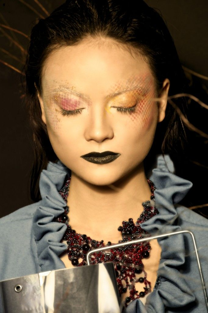 "#Solismag checkout our latest #Fashion Editorial from  Spanaki featured in Solis Magazine, June 2015 #Photographer Flavia Raddavero | #Model: Amandine | #Stylist: Odette W | #Makeup Artist: Lily Vanita""MERRY QUEEN"" solismagazine.com"