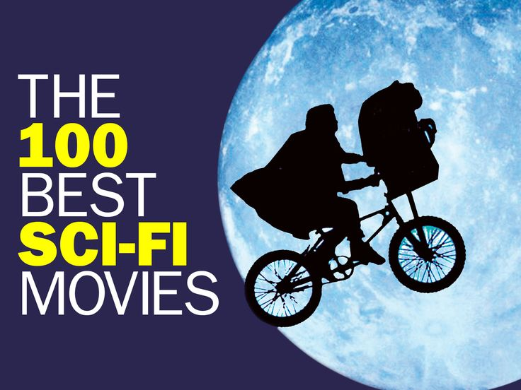 100 best sci-fi movies, brought to you by Time Out and chosen by an extensive panel of sci-fi and film experts.