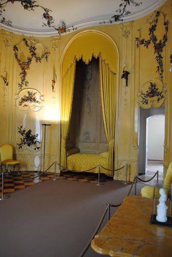 schloss sanssouci innenansicht | Chinesisches Haus Schlosspark Sanssouci