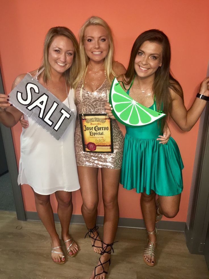 Tequila lime and sale Halloween costume