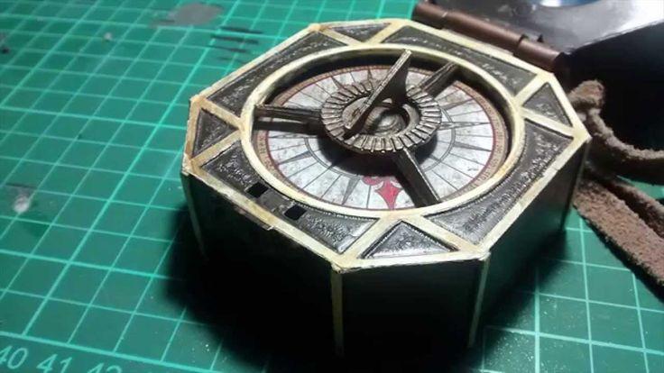 3D Print Upgrade Jack Sparrow Toy Compass