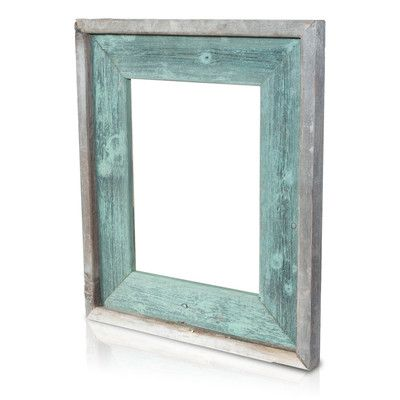 found it at wayfair natural reclaimed picture frame