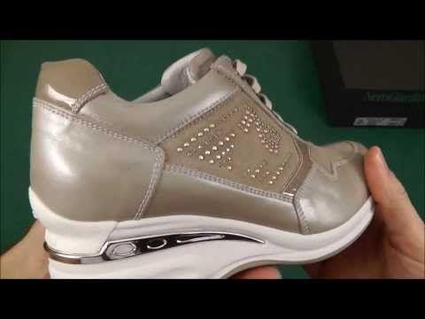 Video recensione scarpe con zeppa P410151D