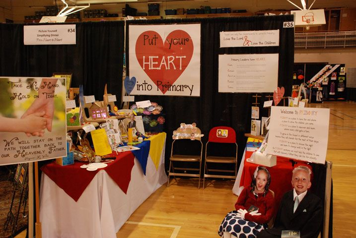 2015 Womens Conference - awesome source for primary teacher inservice: Put your HEART into Primary
