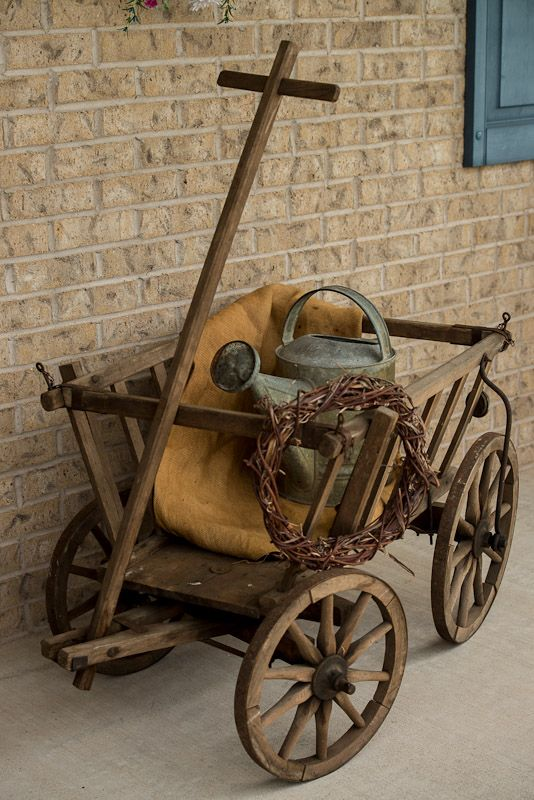 Dog cart...So wish I had one of these. I love my mums one...though saying that I have no idea where I would put it
