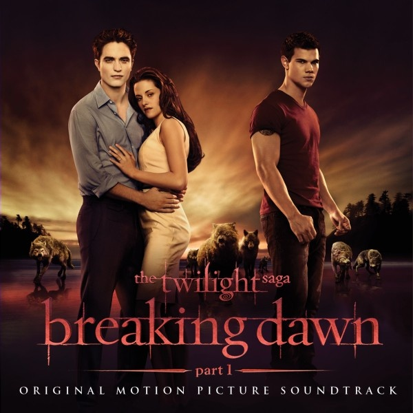 Breaking dawn Teil 1 Soundtrack