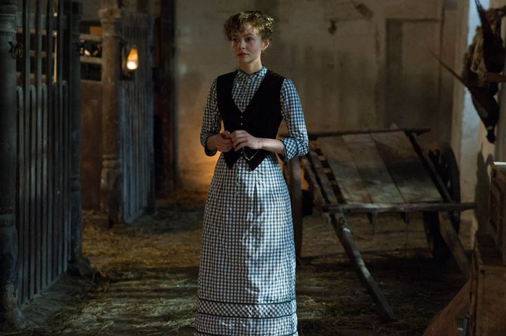 Carey Mulligan in film FAR FROM THE MADDING CROWD : movie directed by Thomas Vinterberg starring Carey Mulligan, Juno Temple, Michael Sheen; Drama; Romance; film; cinema; movie; film; british; 2015 NOTE: this is a PR photo. SUNSETBOX does not claim any Copyright or License in the attached material. Fees charged by SUNSETBOX are for SUNSETBOX's services only, and do not, nor are they intended to, convey to the user any ownership of Copyright or License in the material. By publishing this m...