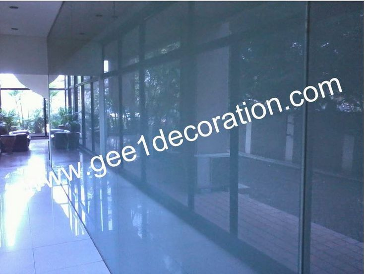 Gee One Decoration | kontak~021-93509906~085811430611~081281140189: partisi kaca frameless tempered~laminated