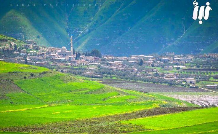 ريف درعا... بيت آرة