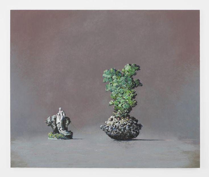 Ivan Seal at Carl Freedman London