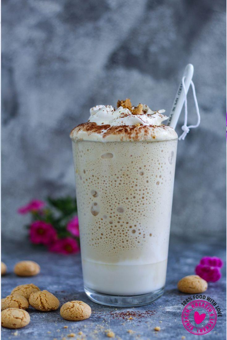 Cremoso   Eiskalter Kaffeeschaum