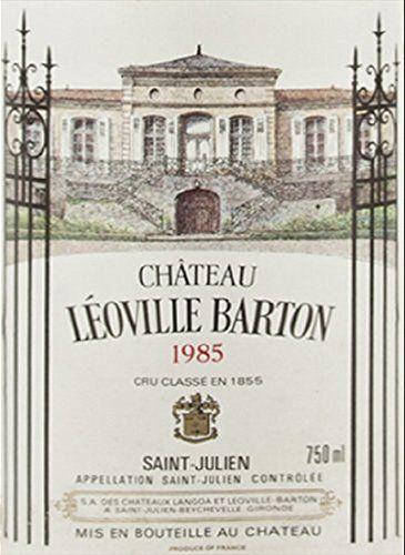 1985 Chateau Leoville Barton 750 mL   1985 Chateau Leoville Barton 750 mL  http://www.buybestwine.com/1985-chateau-leoville-barton-750-ml-2/