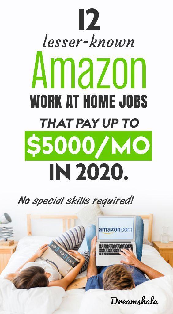 Outstanding Online Jobs From Home Amazon Google Best Online