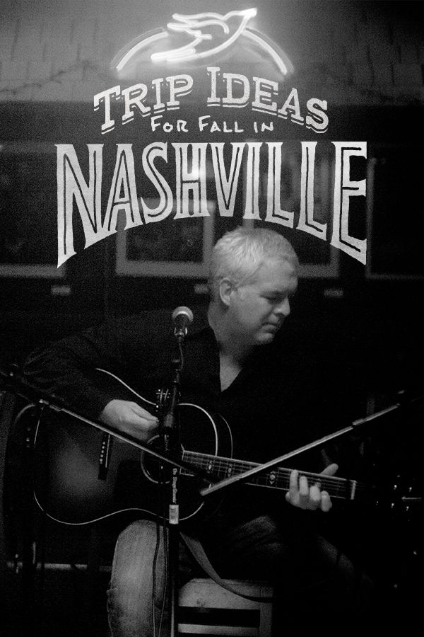 Fall Trip Ideas for Nashville | Two Days of Music in Nashville | Blues. Country. Rock. And everything in between. Come experience where it all started and never stopped. Use this itinerary to plan your next trip.
