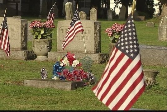 Veterans' grave sites robbed in Indiana city | Fox News