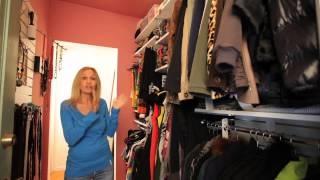 Linda Koopersmith Closet Design Ideas II, via YouTube.