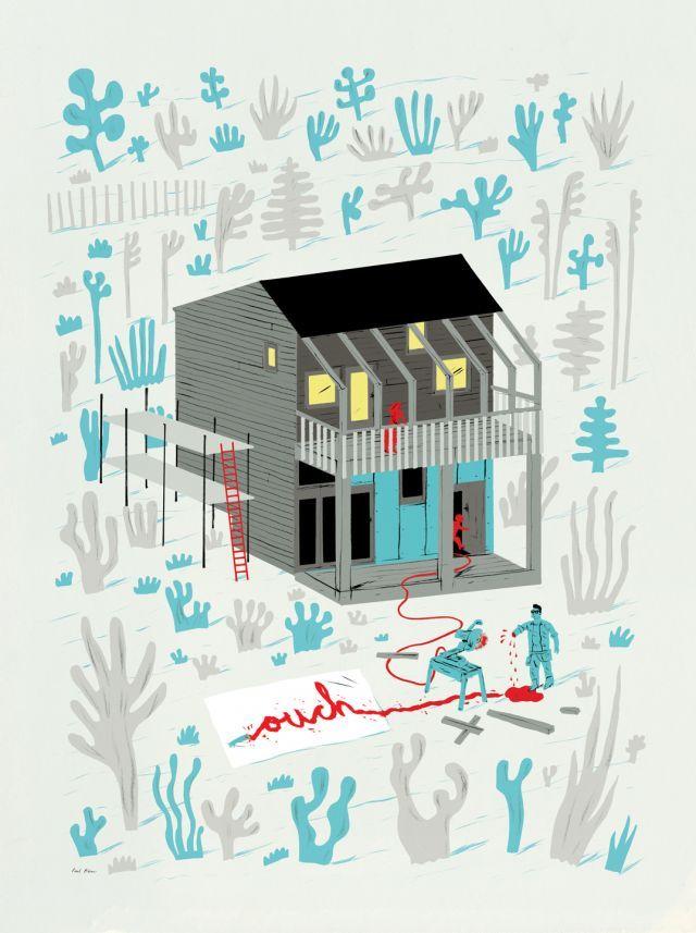 House Build, Wrap Magazine | Paul Blow | makersmgmt.com