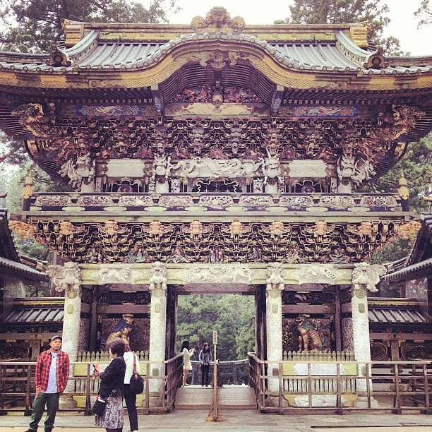 """Nikko Toshogu Shrine (東照宮, Tōshōgū) is the final resting place of Tokugawa Ieyasu, the founder of the Tokugawa Shogunate that ruled Japan for over 250 years until 1868. Ieyasu is enshrined at Toshogu as the deity Tosho Daigongen, """"Great Deity of the East Shining Light"""". Initially a relatively simple mausoleum, Toshogu was enlarged into the spectacular complex seen today by Ieyasu's grandson Iemitsu during the first half of the 1600s."""