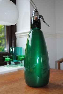 retro soda bottle