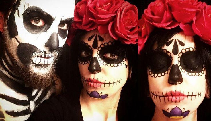 Le maquillage de tête de mort fait partie des grands classiques pour la fête Halloween, mais il en existe de style très différent, des plus horribles et effrayants.