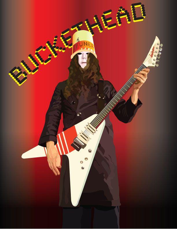 Buckethead + depfile