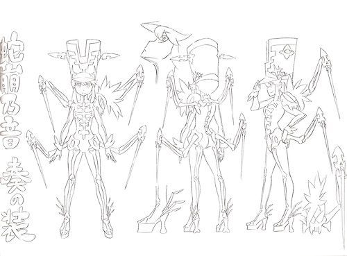 KILL LA KILL Character Sheets of Nonon Jakuzure ★ || CHARACTER DESIGN REFERENCES (www.facebook.com/CharacterDesignReferences & pinterest.com/characterdesigh) • Love Character Design? Join the Character Design Challenge (link→ www.facebook.com/groups/CharacterDesignChallenge) Share your unique vision of a theme every month, promote your art and make new friends in a community of over 20.000 artists! || ★