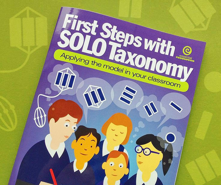 First Steps with SOLO Taxonomy by Pam Hook