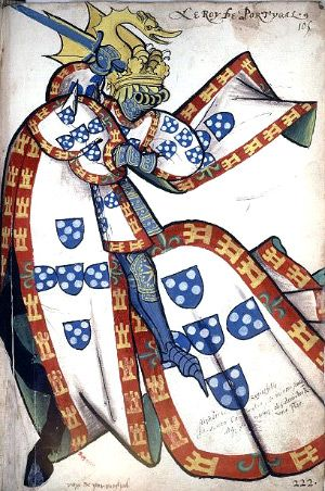 Portuguese medieval knight