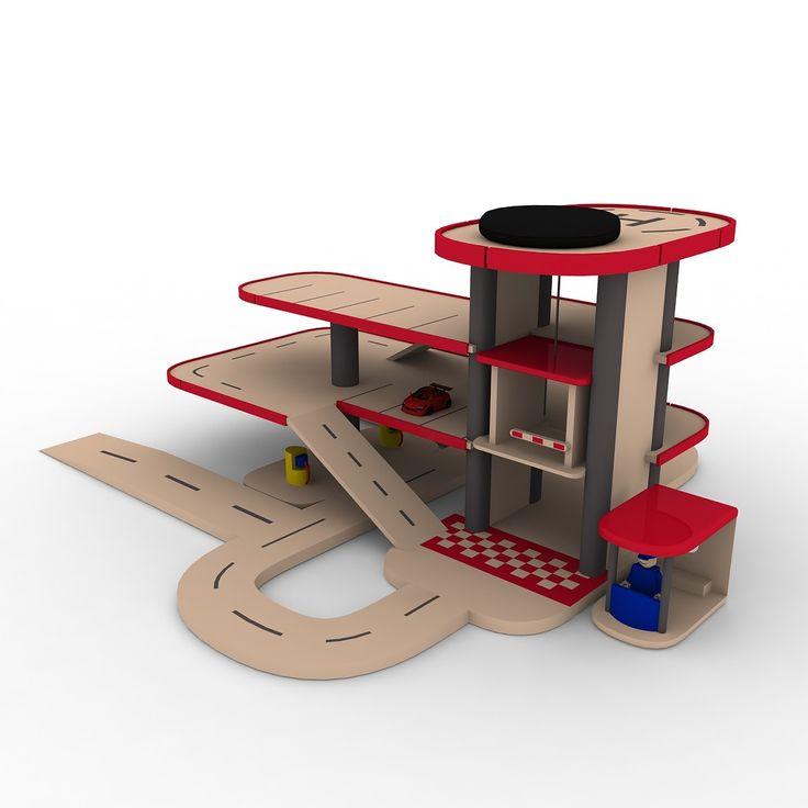 max toy car garage