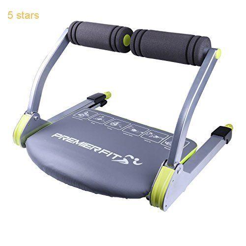 PremierFit Core Blast  Smart Wonder Abdominal/Ab Trainer Workout Fitness Machine