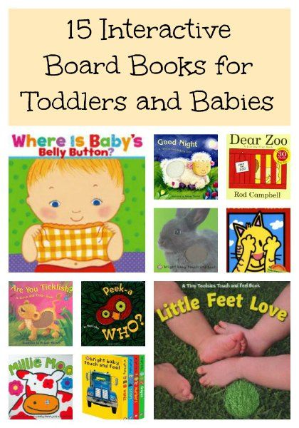 15 Interactive Board Book for Toddlers and Babies | The Jenny Evolution