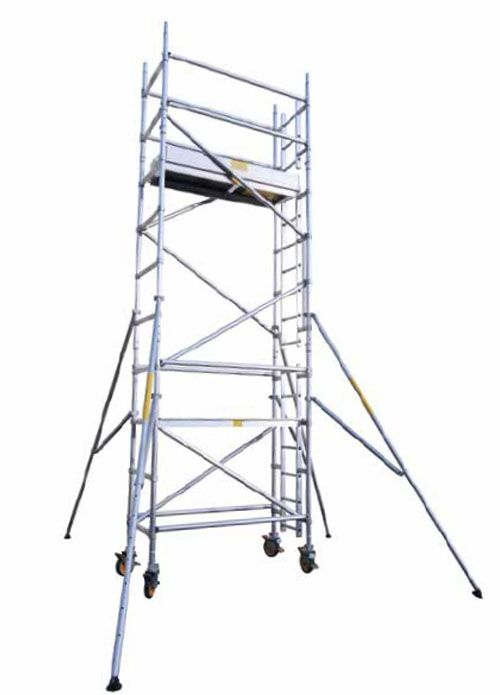 Dubai Aluminium Scaffolding Towers are offering the best Quality in best Price. Contact Us know +971 55 255 3443