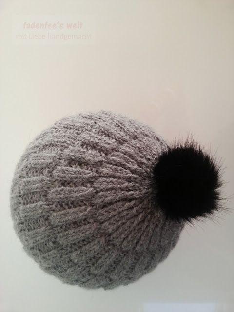 Anleitung für diese Mütze