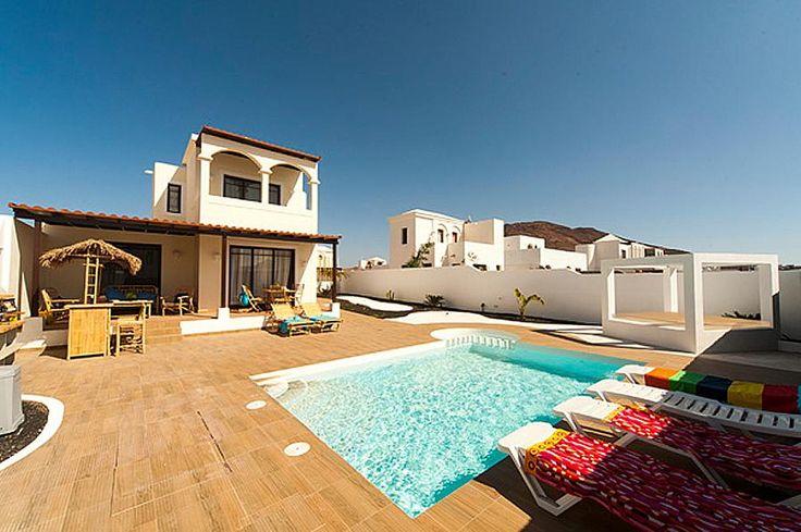 Villas Las Maretas Playa Blanca