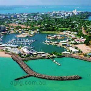 Darwin Harbour-Amazing pristine tidal beaches.