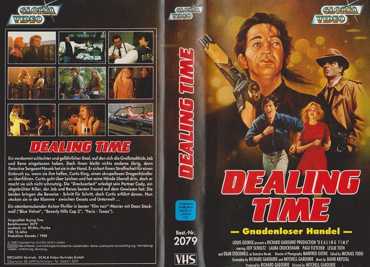"""Dealing Time, Gnadenloser Handel"" (""BUYING TIME"", ""ARISTA FILMS"", 1989), PAL VHS, ""GLORIA VIDEO"", ""BREXIT video"", ""BREXIT time"", ""FRENCH girl style"", ALLEMAGNE, Sagittarius, horoscope Capricorn, Pisces girl, Aries, ""sidereal astrology"", ""yé yé"", ""nouvelle vague"", ""Floor JANSEN"", ""Jennifer DELANO"", SOKO, UFFIE, ""CHRISTINE and the QUEENS"", SABATON, metalcore, ""grunge bob"", ""indie girl"", ""Les Sims 2"", rousse, mercenaires, ""Renault 25"", ""Nissan LAUREL C32"" , ""Mitsubishi SIGMA"", €, VoVillia…"