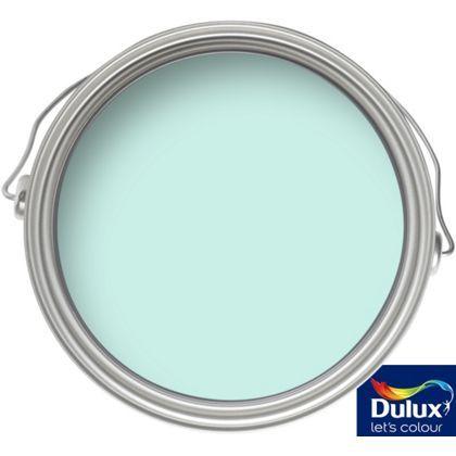Dulux Light & Space Lagoon Falls - Matt Emulsion Paint - 2.5L