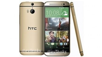 First image of the All New HTC One (M8) 2014 leaked