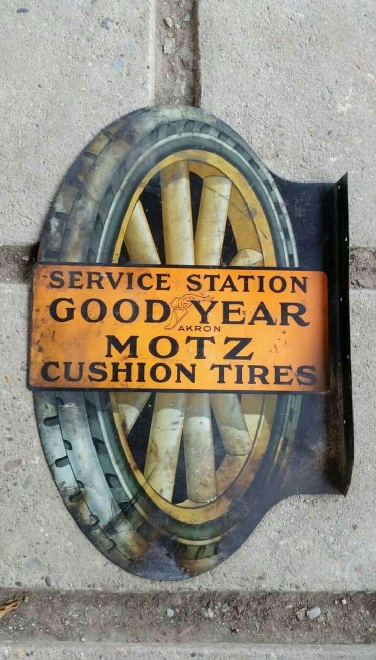 Guys Vintage Metal Signs