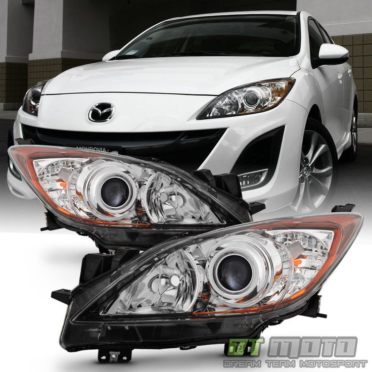Cool Amazing 2010 2011 2012 2013 Mazda 3 Mazda3 Halogen Headlights Headlamps 10-13 Left+Right 2017 2018 Check more at http://24go.cf/2017/amazing-2010-2011-2012-2013-mazda-3-mazda3-halogen-headlights-headlamps-10-13-leftright-2017-2018/