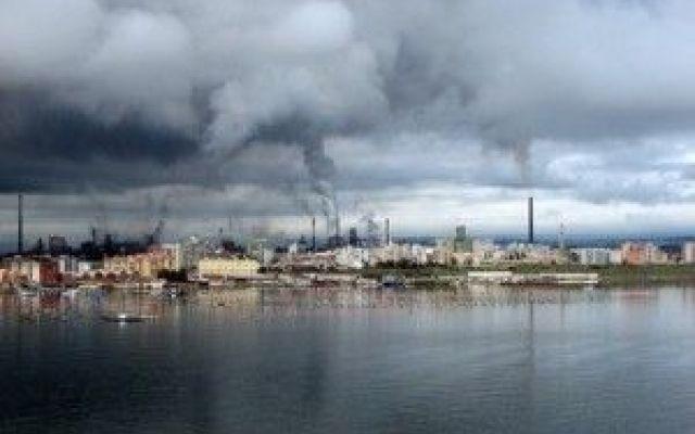 Gli effetti dell'inquinamento atmosferico #inquinamento #atmosferico #effetti