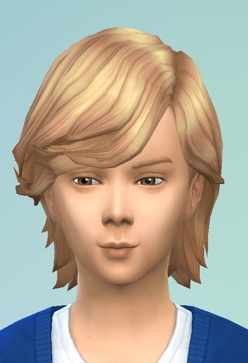 hair style with hair 22 best sims 4 jongens haar images on children 6691
