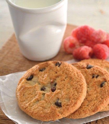 Prepara unas ricas galletas para compartir en familia.